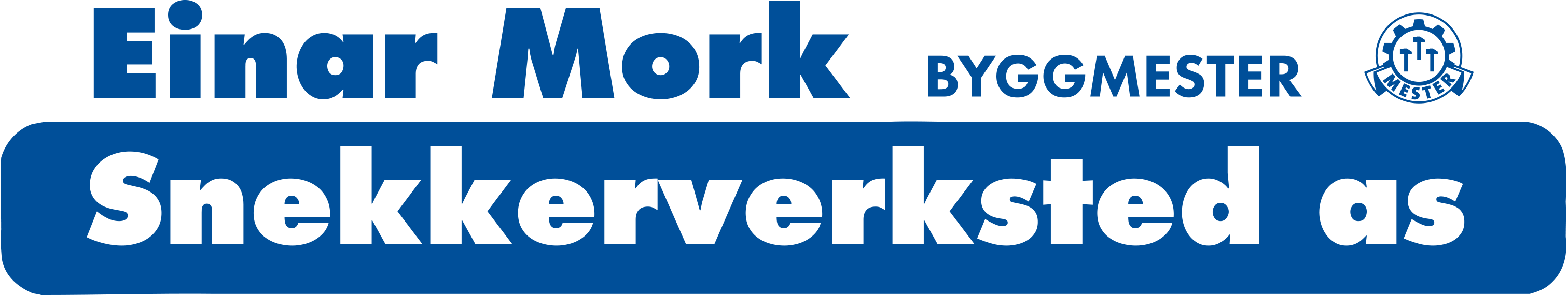 Einar Mork Snekkerverksted AS logo